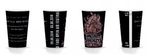 Metal Frenzy 2018 Mehrwegbecher