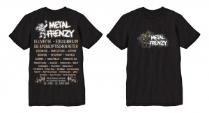 T-Shirt MFOA 2019 - BIG Metalhead