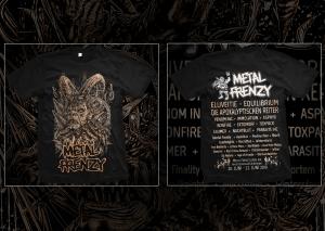 T-Shirt MFOA 2019 - DEMONBUST