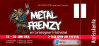 Tages-Ticket Metal-Frenzy 2018 Samstag, 30.06.2018