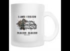Jubiläumstasse 5 Jahre Metal Frenzy 2013-2018