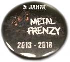 Kühlschrankmagnet Metalhead Jubi