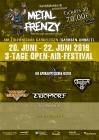 Tagesticket Freitag Metal Frenzy Open Air 2019
