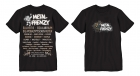 T-Shirt MFOA 2019 - BIG Metalhead