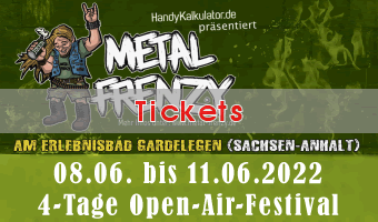 Metal Frenzy Tickets kaufen